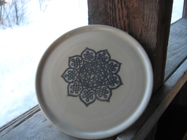 Lotus Flower Pirate Rose Pottery